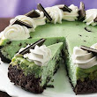 Resep Cheese Cake Mint Coklat