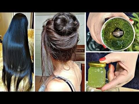 Our Family Secret To Grow Hair Like Rapunzel - Your Hair Will Grow Like