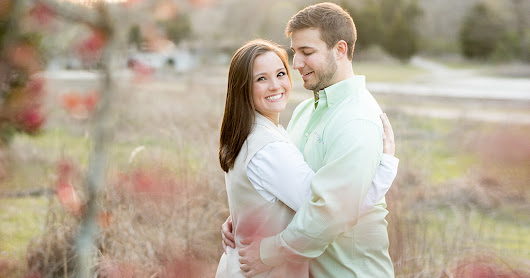Caden and Kristin's Knoxville Engagement
