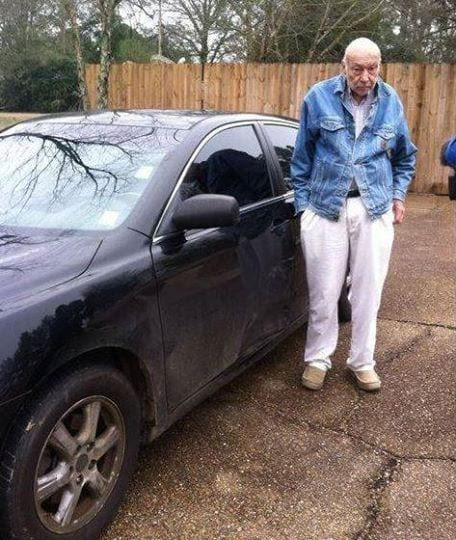 This 88-year-old doctor treats the poor out of his Toyota Camry. Mississippi wants to punish him for it.