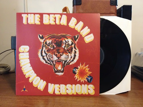 "Record Store Day Haul #11 - The Beta Band - Champion Versions 12"" by Tim PopKid"