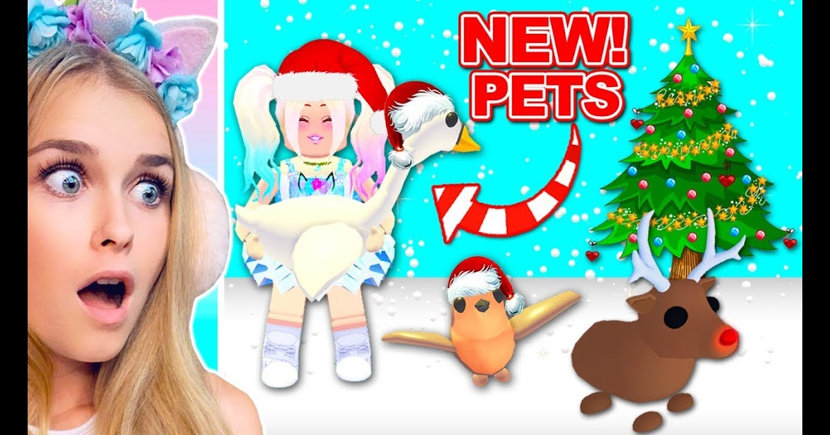 Christmas Adopt Roblox | How To Get Free Robux In A Roblox Game For Pc