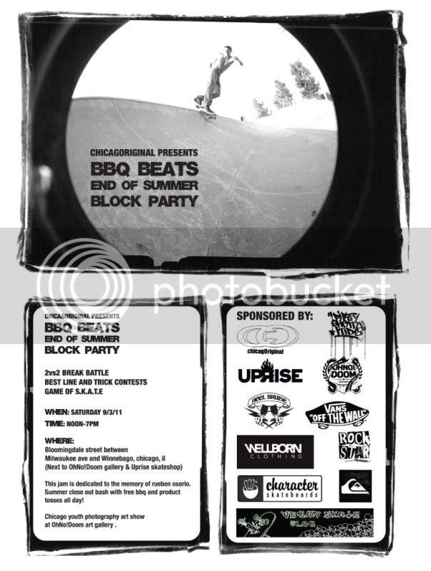 BREAK & SKATE BLOCK PARTY (CHICAGO)