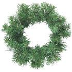 """Northlight 10"""" Deluxe Windsor Pine Artificial Christmas Wreath - Unlit"""