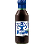 Kinders Marinade & Sauce, Organic, Teriyaki - 14 oz