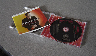 Zenph Bach Gould CD