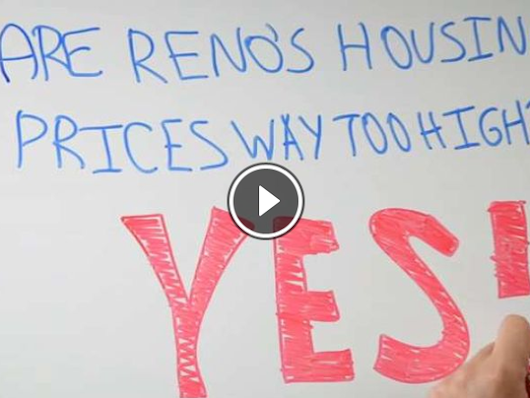 Only on RGJ.com: Reno's out of control housing prices explained