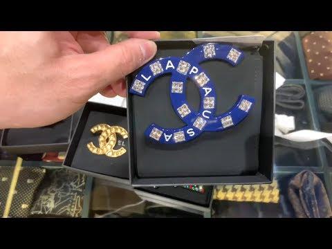 Trấn Thành - người đàn ông nghiện brooch Chanel - đập hộp hơn 20 cái brooch hot nhất Chanel.