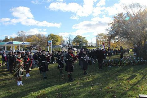Vankleek Hill marks Remembrance Day