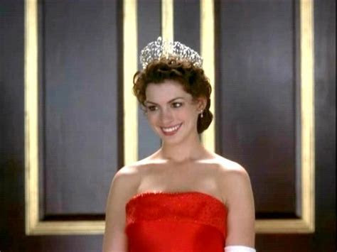 Anne Hathaway Engagement Ring In Princess Diaries 2 52
