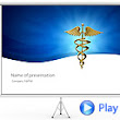 Well-Known Medical Sign Animated PowerPoint Template