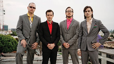 Weezer Announces Club Show Tour