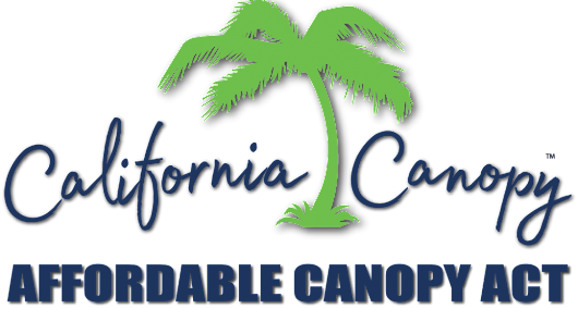 Affordable Canopy Act | Professional Grade Custom Canopies in California