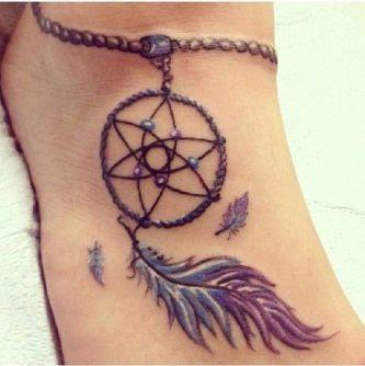Tatuajes Atrapasueños Para Mujer