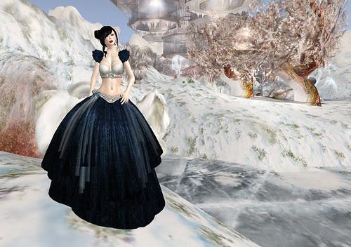Princess in Ice II