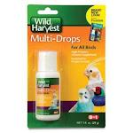 Wild Harvest Multi-Drops Bird Vitamins - 1 fl oz