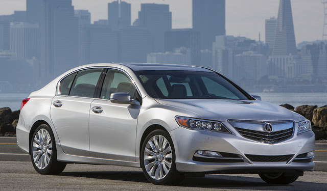 2014 Acura Rlx Advance Package Vs Technology Package