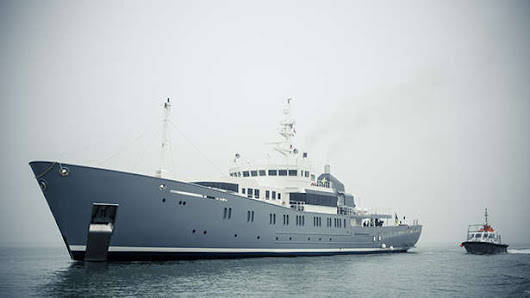 2014 World Superyacht Awards – Conversion, refit and rebuild superyacht winners