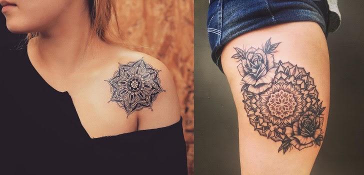 Significado Das Tatuagens De Mandala