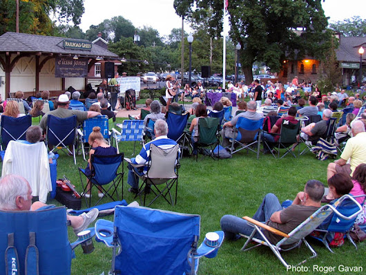 Announcing the 2018 Village Summer Concert Series (PLEASE NOTE SCHEDULE CHANGES) | Village of Warwick