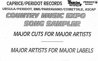 Country Music Expo Song Sampler