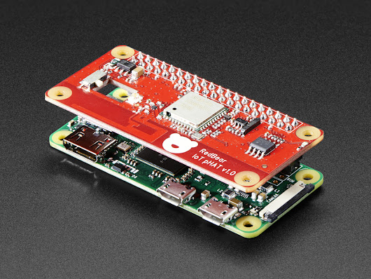 Red Bear IoT pHAT for Raspberry Pi - WiFi + BTLE