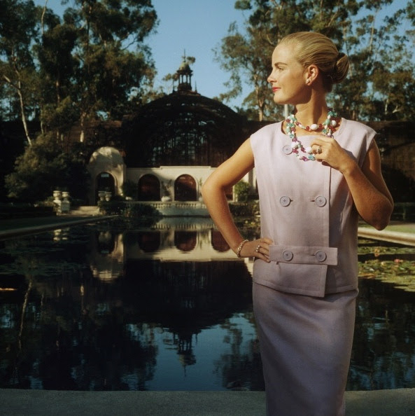 San Diego, California, October 1956 by Slim Aarons