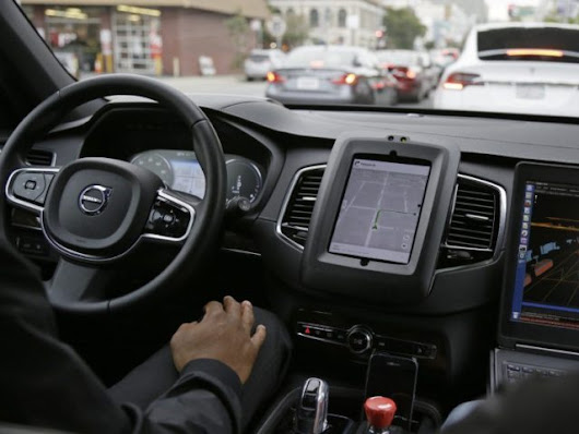 Habra: The Selective Ethics of Driverless Cars - Breitbart