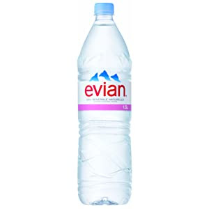 伊藤園 Evian(エビアン) ミネラルウォーター