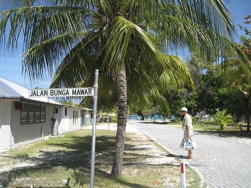 Jalan Bunga street Cocos