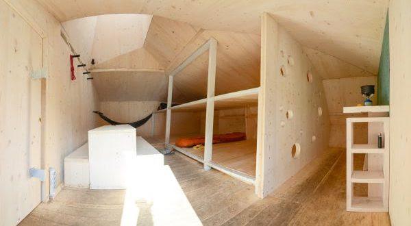 Refugio Caltun con energía solar (1)