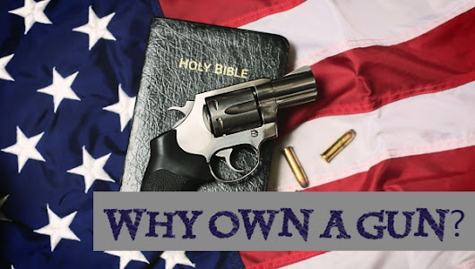 Why Own a Gun? Protection and Self Defense — Survivalist Prepper .net