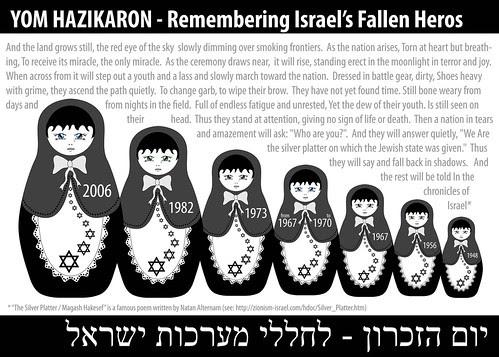 Yom Hazikaron 5772