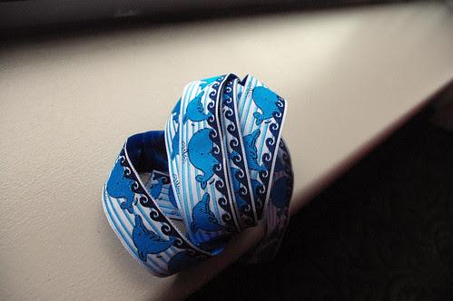whale ribbon!