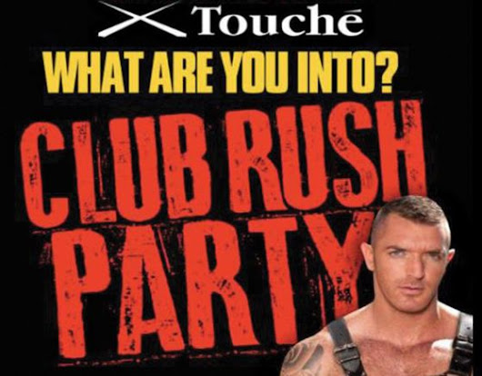 Touche's sixth annual Club Rush Party - Gay Lesbian Bi Trans News Archive - Windy City Times