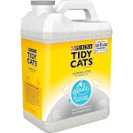 Tidy Cats Glade Tough Odor Solutions Cat Litter, 20-lb Jug