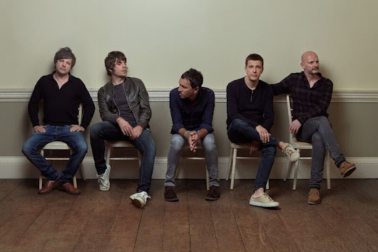 Shed Seven Unveil New Single Room In My House - Stereoboard