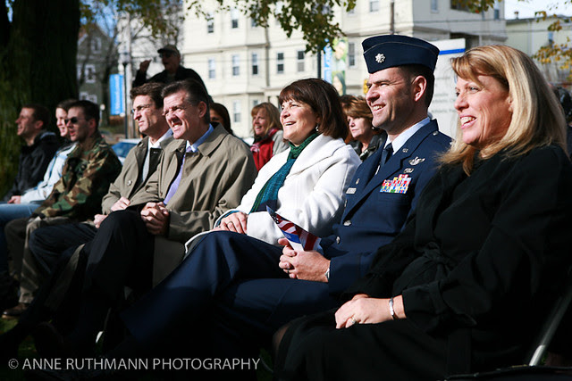 Honoring Veterans Flag Raising-08