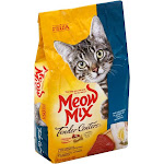 Meow Mix Tender Centers Cat Food, Tuna & Whitefish - 48 oz