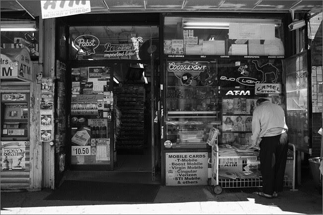 Storefront, East Village