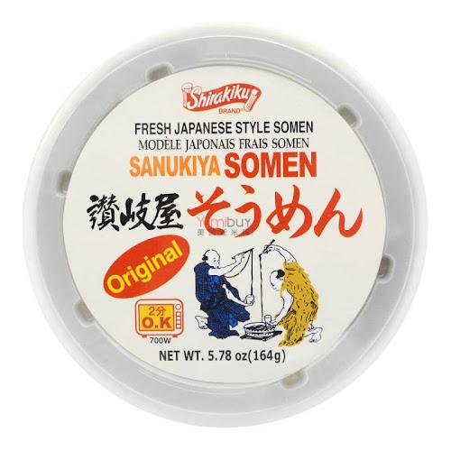 Sanukiya Somen Instant Noodle Bowl - 5.78oz