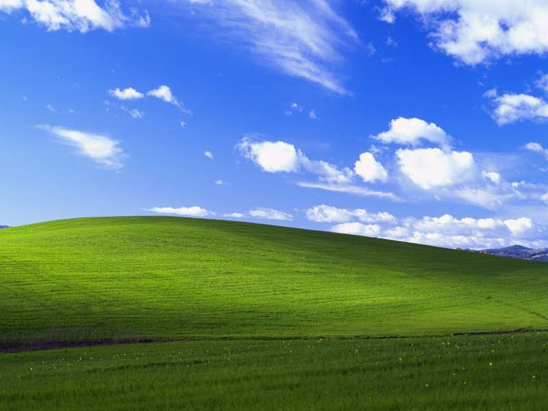 windows xp desktop background wallpaper bliss 800x600