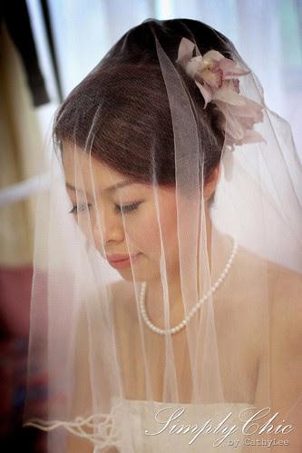 Eunice ~ Wedding Day
