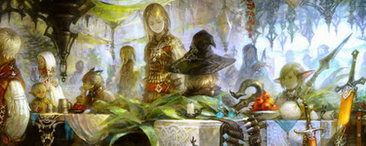 Final Fantasy XIV Russian Unofficial Site: Таверна/Чат