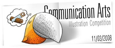 Communication Arts Illustration competiton