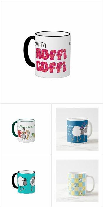 Welsh Coffee Mugs