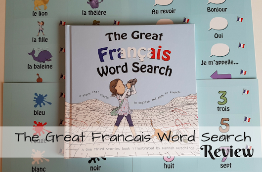 One Third Stories - The Great Francais Word Search Review