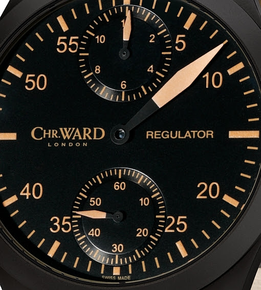 Chr. Ward C8 Regulator Pilot | World Watch Review