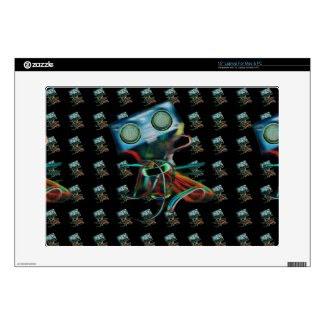 """Robot Inspired 15"""" Laptop For Mac & PC Skins Laptop Skin"""