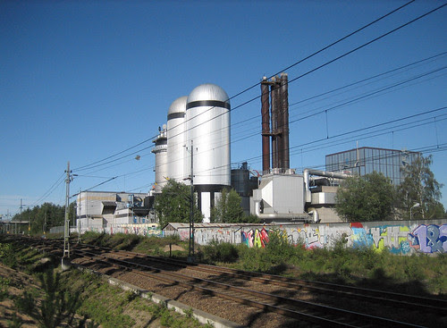 The Fossil Fuel Power Station